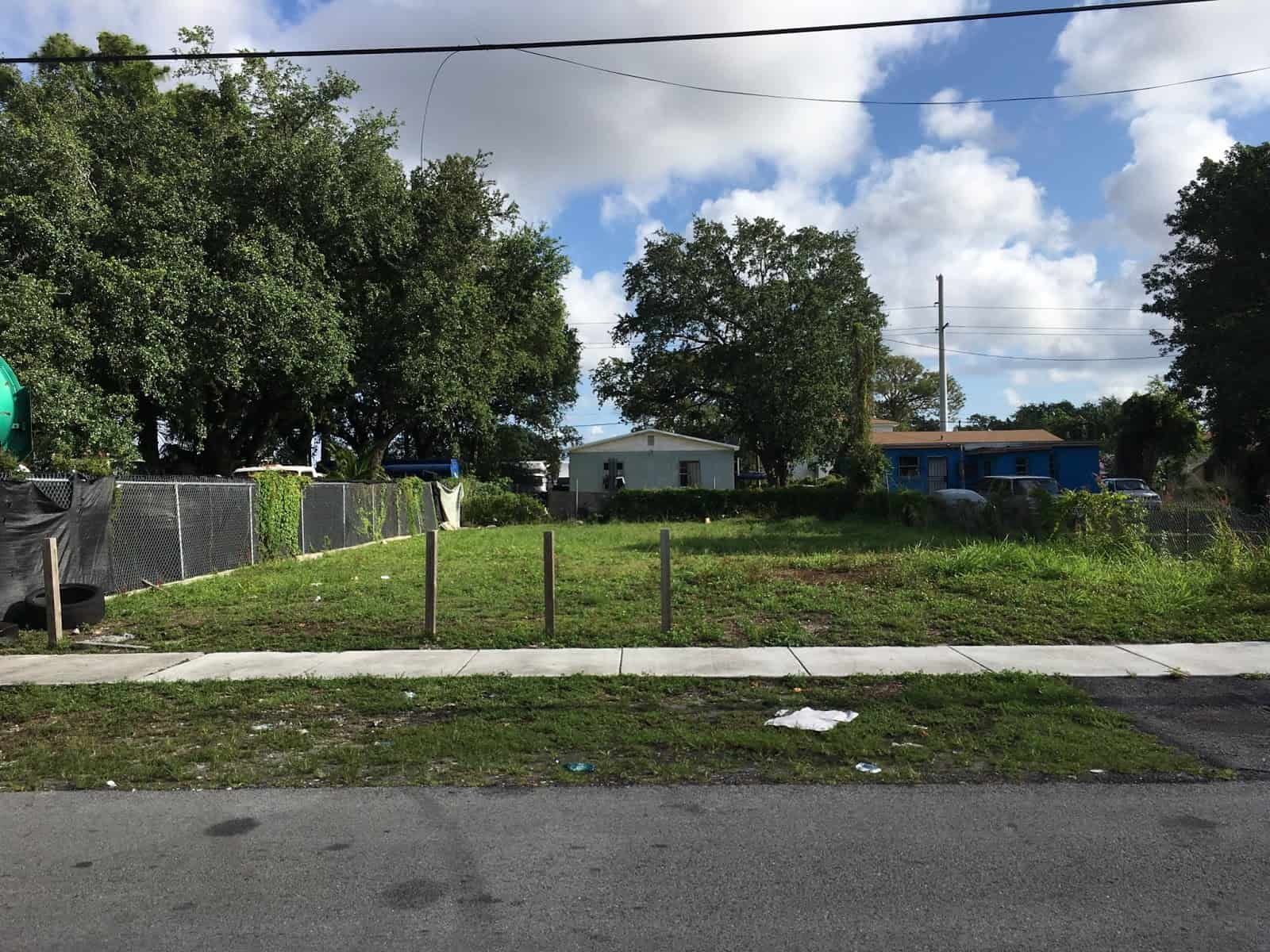 Cheap Land for Sale in Miami Florida 33147 ~ LandSelz com