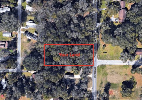 Land for Sale in Ocala FL, 1.4 Acres
