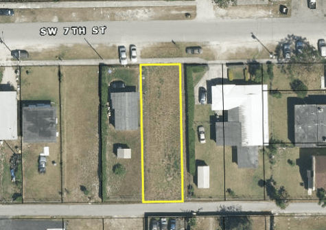 Cheap Land for Sale in Homestead FL for $44.9k!