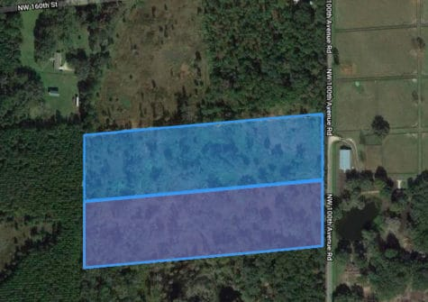 Marion County Agriculture Land for Sale in Reddick FL