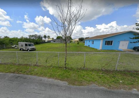 Land For Sale in Miami Gardens FL!