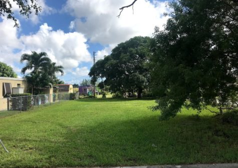 Investment Land for Sale in Opa-Locka FL