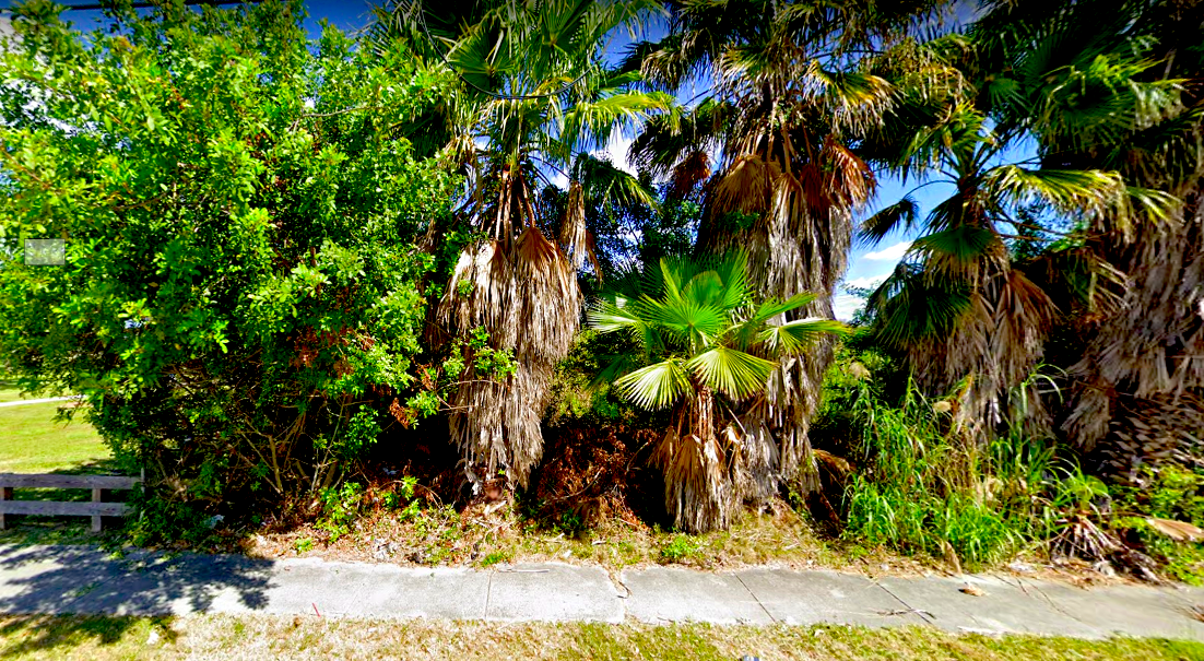 Investment Lot For Sale in Miami Florida
